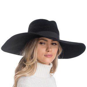 ERIC JAVITS Raquel Boho Floppy Hat
